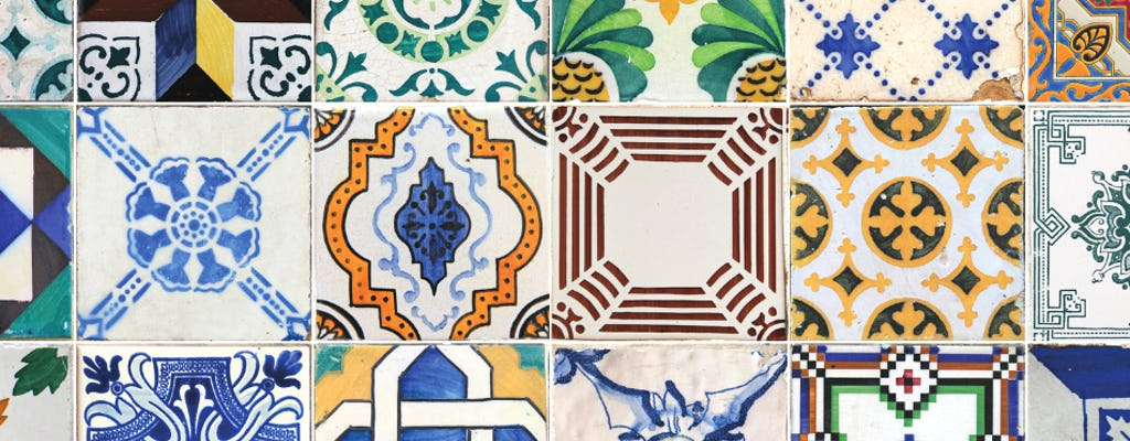 Tiles and Tales: Azulejos Workshop and Private Tour