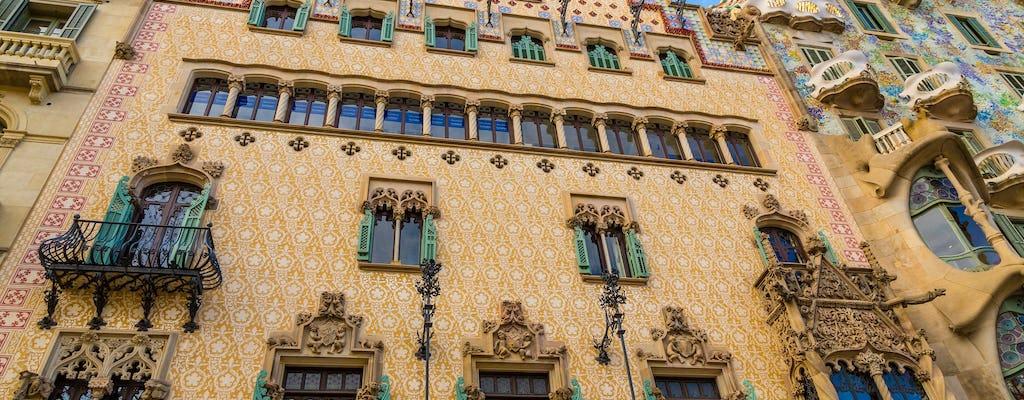 Karta turystyczna Barcelona Pass Modernista