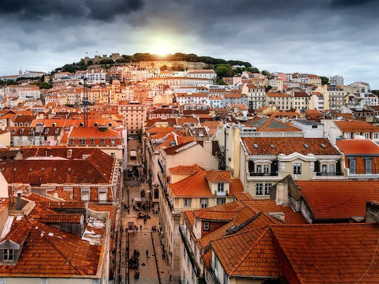 Lisbon historic highlights guided tour