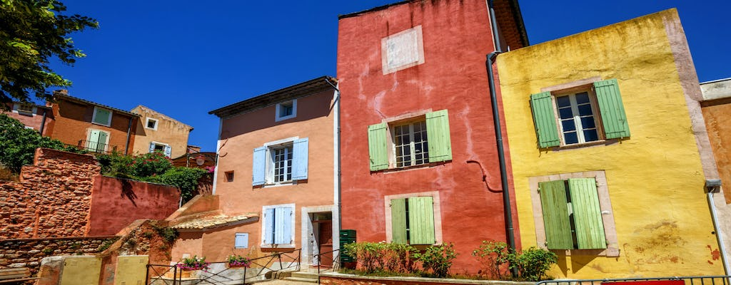 Provence Wine Tour & Luberon Villages from Aix en Provence