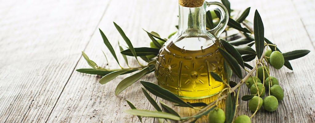 Olive oil tasting in Porto