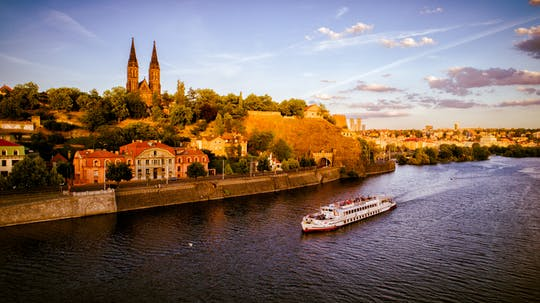 Two-hour grand cruise in Prague