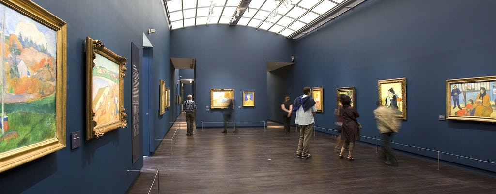 Billet combiné pour le musée d'Orsay et le musée de l'Orangerie