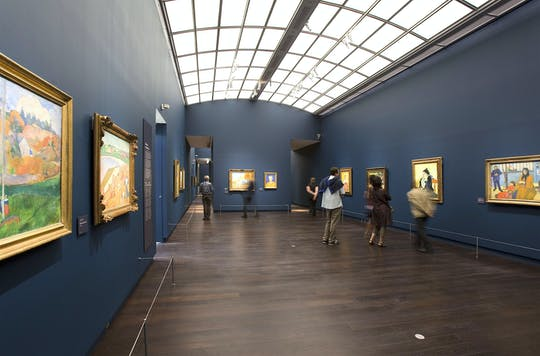 Orsay Museum and Orangerie Museum combined tickets