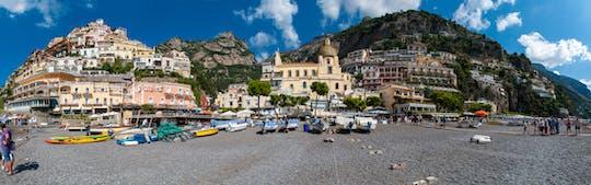 Rejs brzegiem Wybrzeża Amalfi
