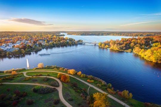 Cruzeiro por sete lagos em Berlim