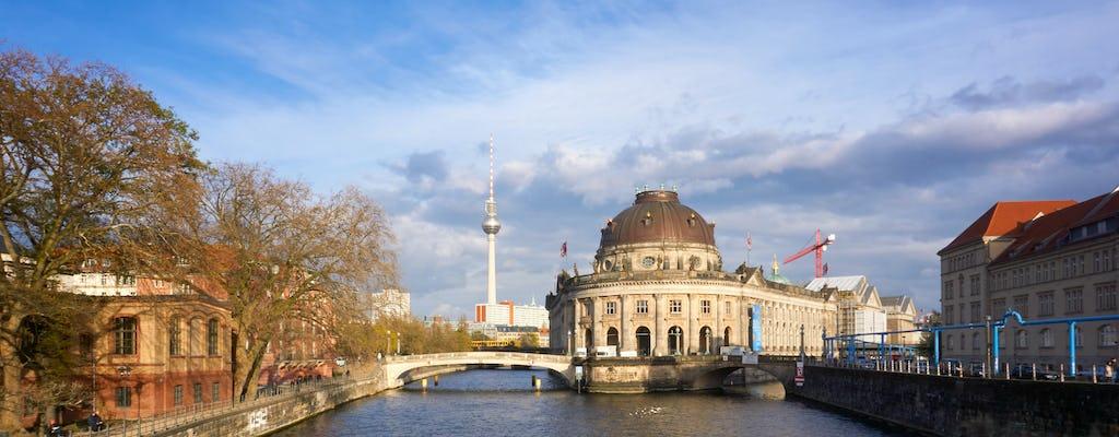 3-stündige Berlin Weltkulturerbe-Bootstour ab Wannsee