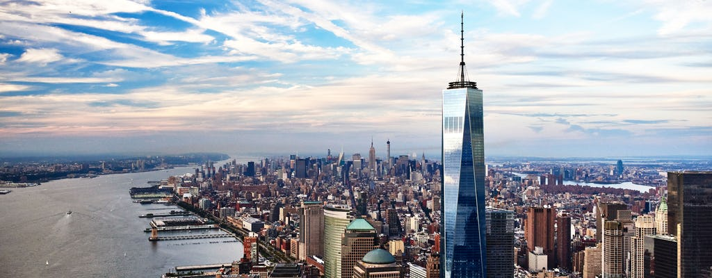 Entradas para o One World Observatory