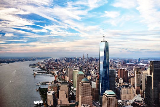 Entradas para el One World Observatory