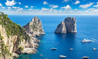 Traslados y servicios,Excursión a Capri