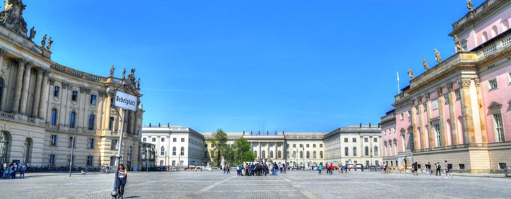 Visita guiada pelos destaques do centro histórico de Berlim