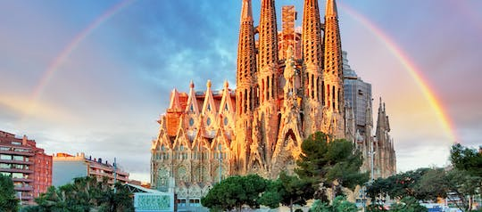 Best of Barcelona full-day tour with skip-the-line at Sagrada Familia