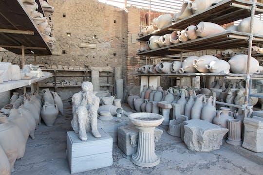Wycieczka po Pompejach z Neapolu