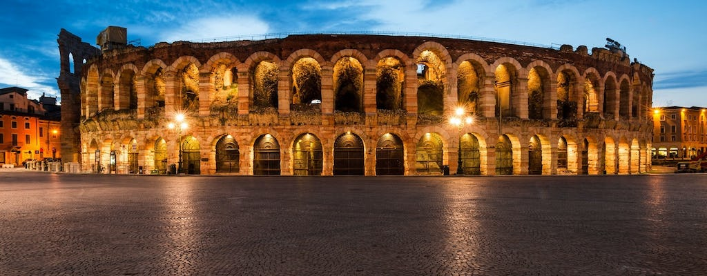 Cruel and mysterious Verona walking tour