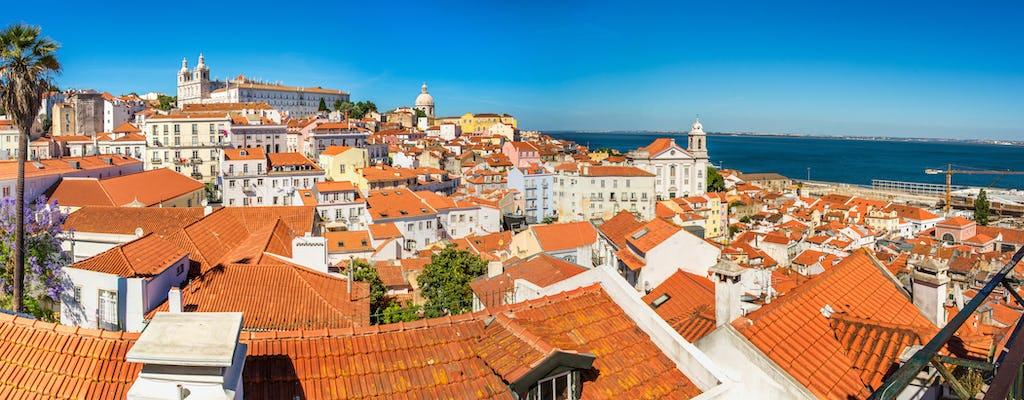 Excursión de 2 horas por lo mejor de Lisboa desde el puerto