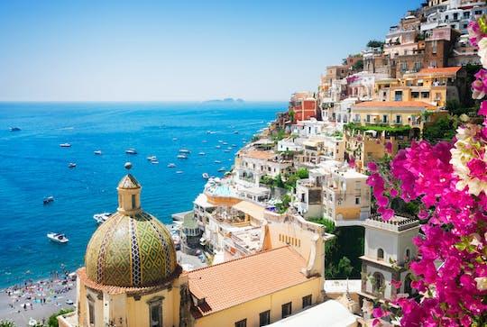 Tour di Sorrento e della Costiera Amalfitana