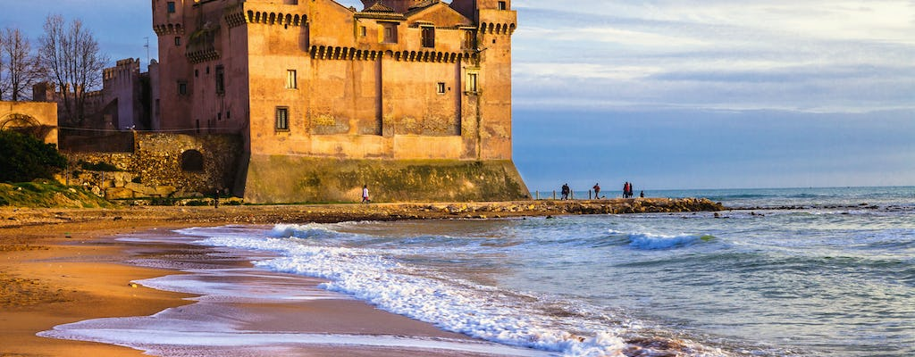 Tickets and audio guide for the Castle of Santa Severa
