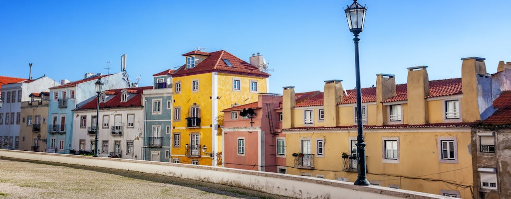 Alfama free walking tour