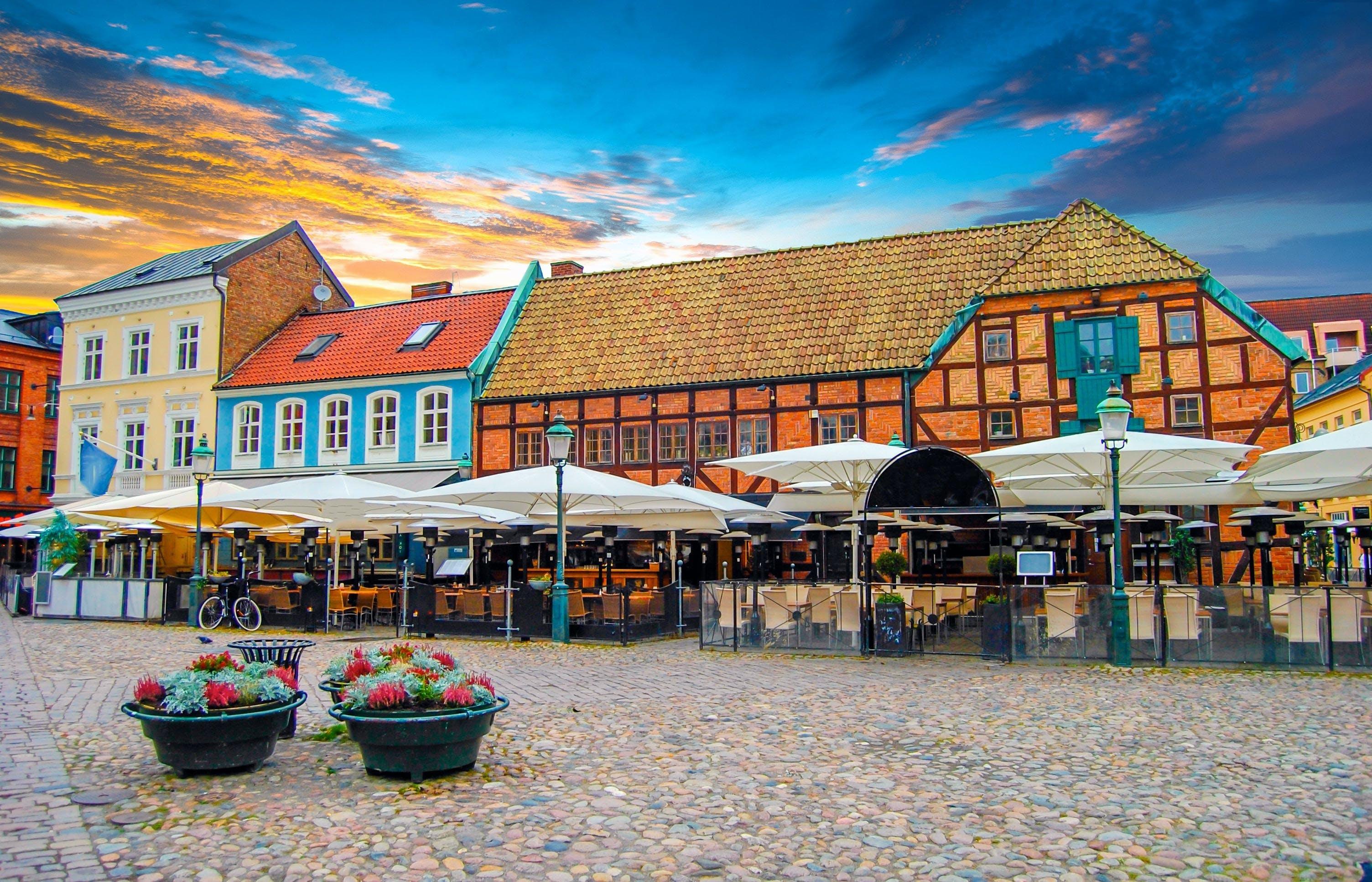 Ver la ciudad,Salir de la ciudad,Excursiones de un día,Visita Malmö,Excursión a Malmö