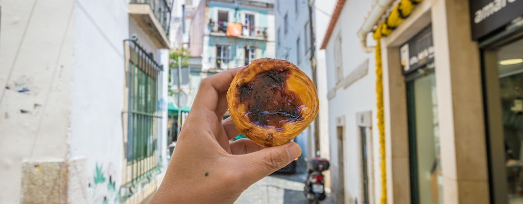 Portuguese history and flavors food tour