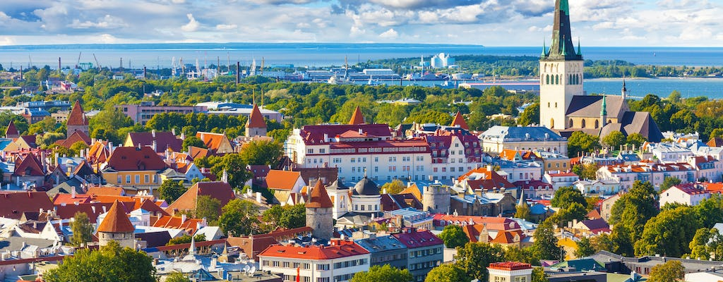 Day tour of Tallinn from Helsinki