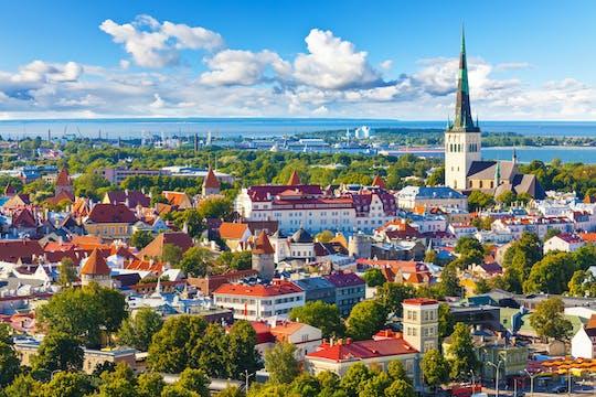 Day tour of Tallinn from Helsinki