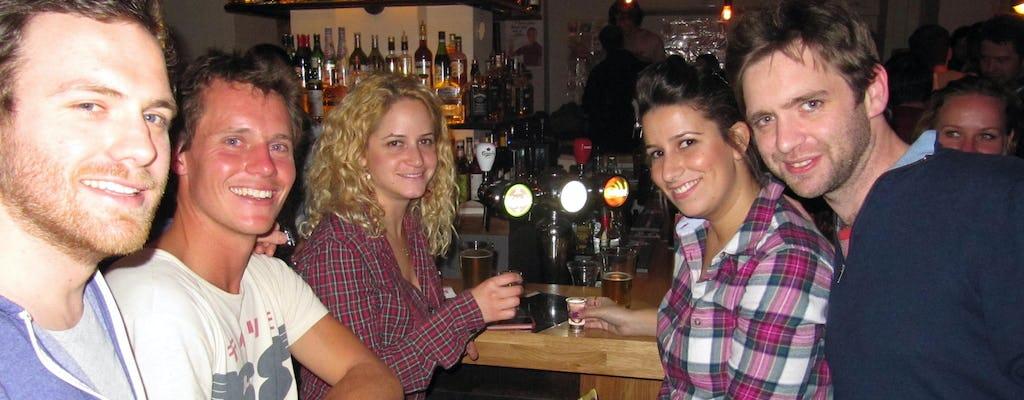 Jerusalem pub crawl