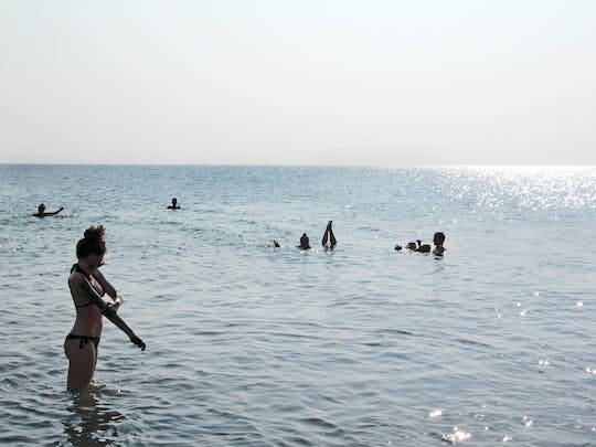 Dead Sea chill out tour