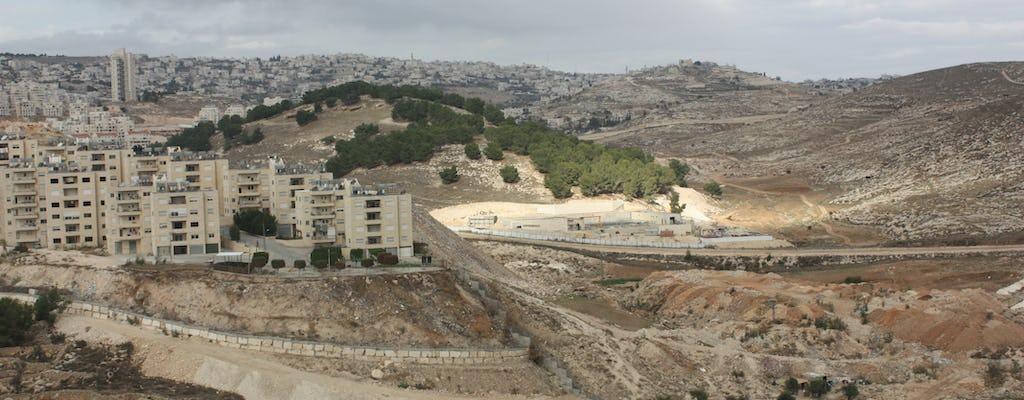 Il meglio del tour in Cisgiordania da Gerusalemme