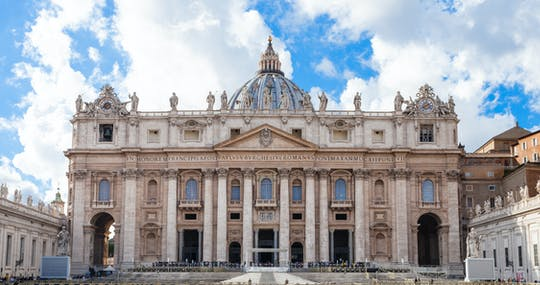 3-hour guided tour in the Vatican Museums and St Peter's Basilica