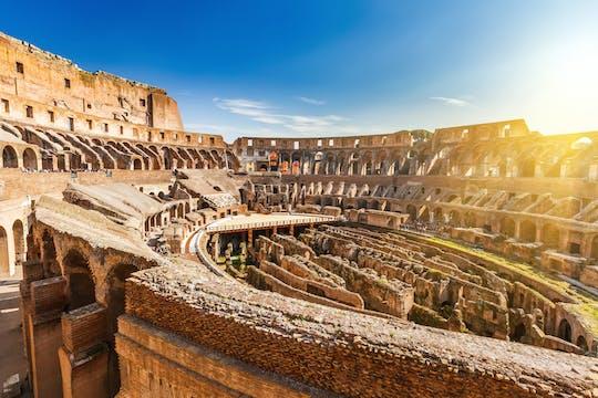 Oude Rome-tour door het Colosseum, het Forum Romanum en de Palatijnse heuvel