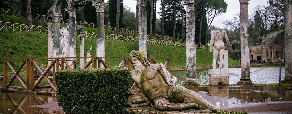 Entradas para Villa Adriana con audioguía