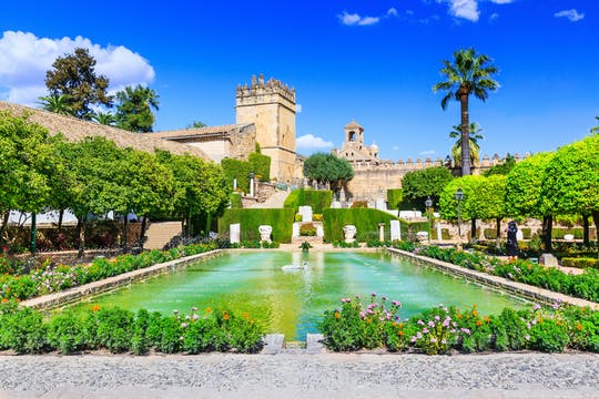 Alcázar of Córdoba skip-the-line tickets and guided tour