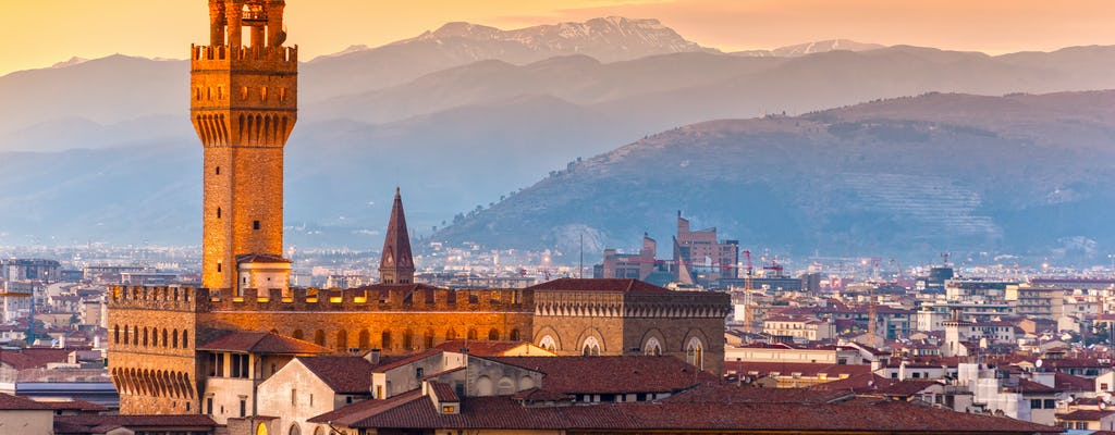 Descubra Uffizi e Palazzo Vecchio com acesso sem fila
