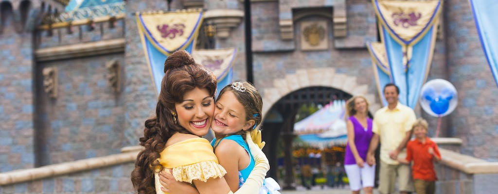 Disneyland® Resort one, two and three-day tickets