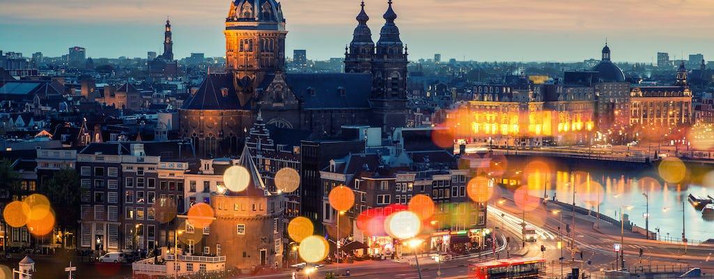Ostatnia szansa wycieczka po dzielnicy czerwonych latarni w Amsterdamie