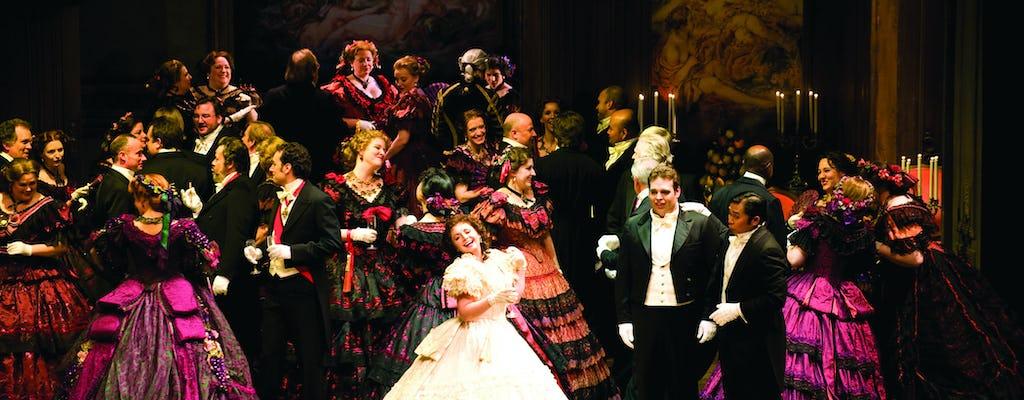 La Traviata: Die Originaloper von Giuseppe Verdi mit Ballett