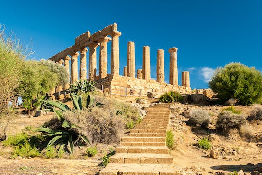 Sicily's Valley of the Temples private guided tour