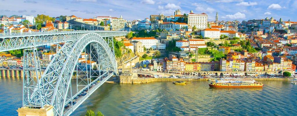 Porto private full-day tour