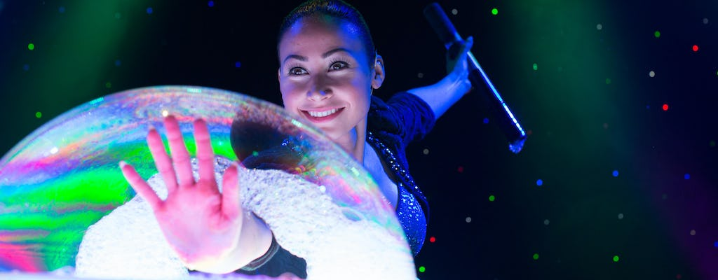 Tickets to the Gazillion Bubbles Show on Broadway