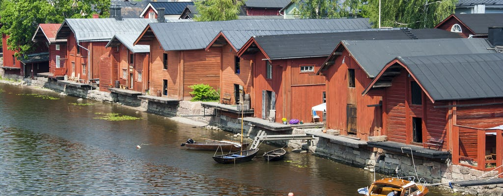 Helsinki and Porvoo sightseeing tour