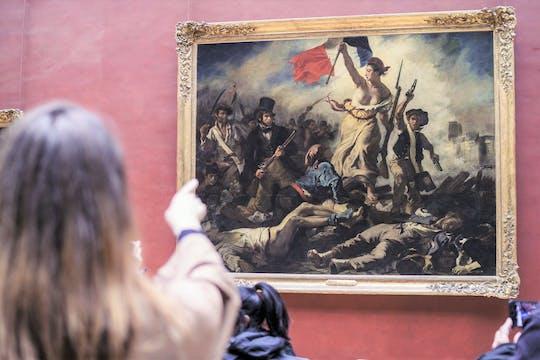 Destaques tour do Louvre em pequeno grupo