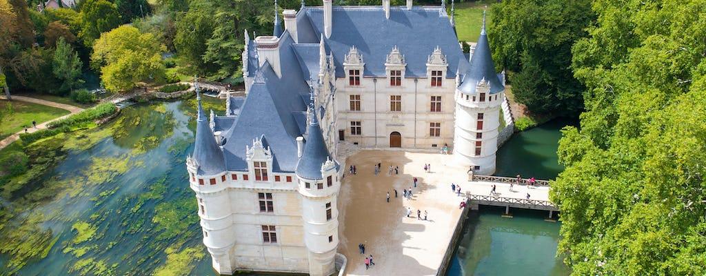 Azay-le-Rideau Castle tickets and tours   musement