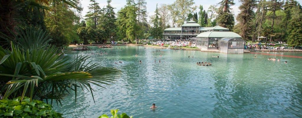 Villa dei Cedri Thermal Park Verona - Entrance