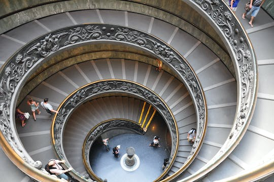 Vatican Museums private tour with a local guide