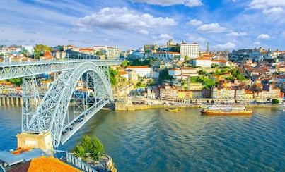Ver la ciudad,Ver la ciudad,Visitas en autobús,Crucero por el Duero,Con tour por Oporto incluido