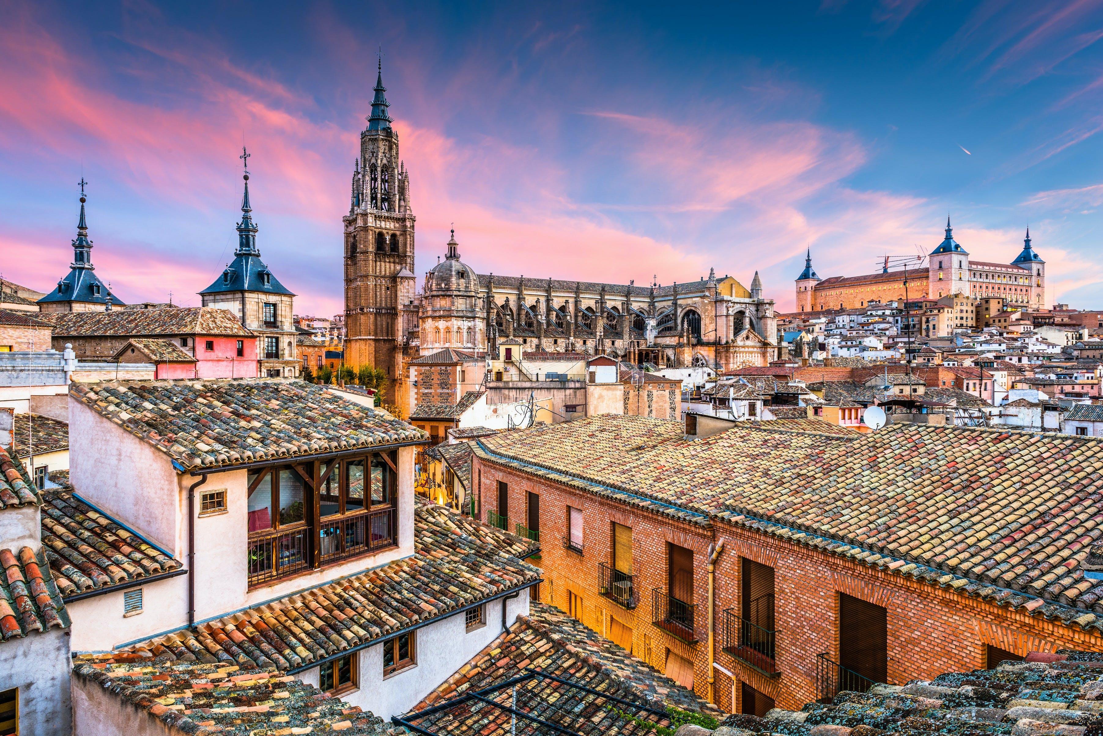 Toledo, Hiszpania
