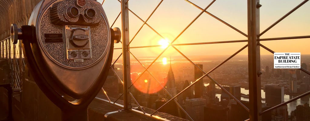 Empire State Building Sunrise tickets