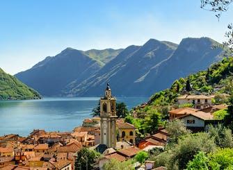 Tour classico del Lago di Como con Bellagio e Varenna