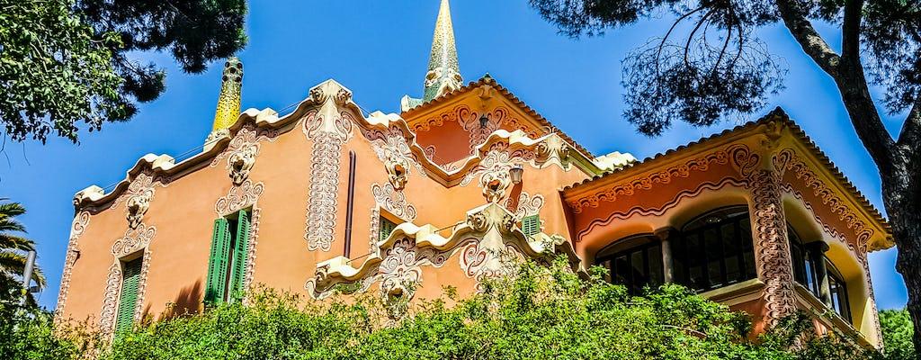 Gaudí House Museum tickets